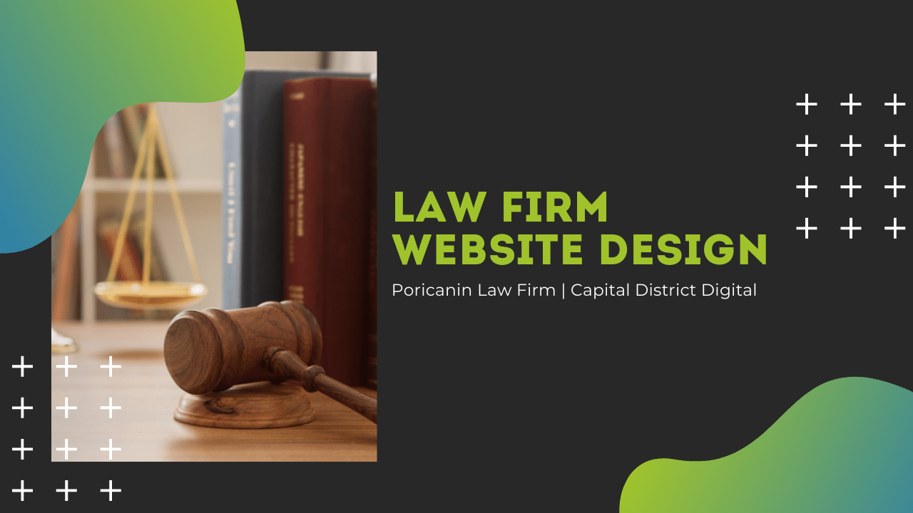 Law Firm Website Design Albany, NY - Capital District Digital