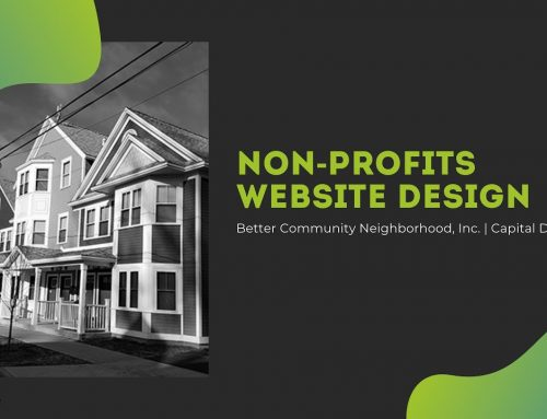 Better Community Neighborhood, Inc. Web Design Schenectady, NY
