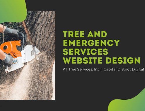 KT Tree Services, Inc Web Design Guilderland, NY