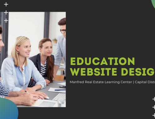 Manfred Real Estate School | Education Website Design NY