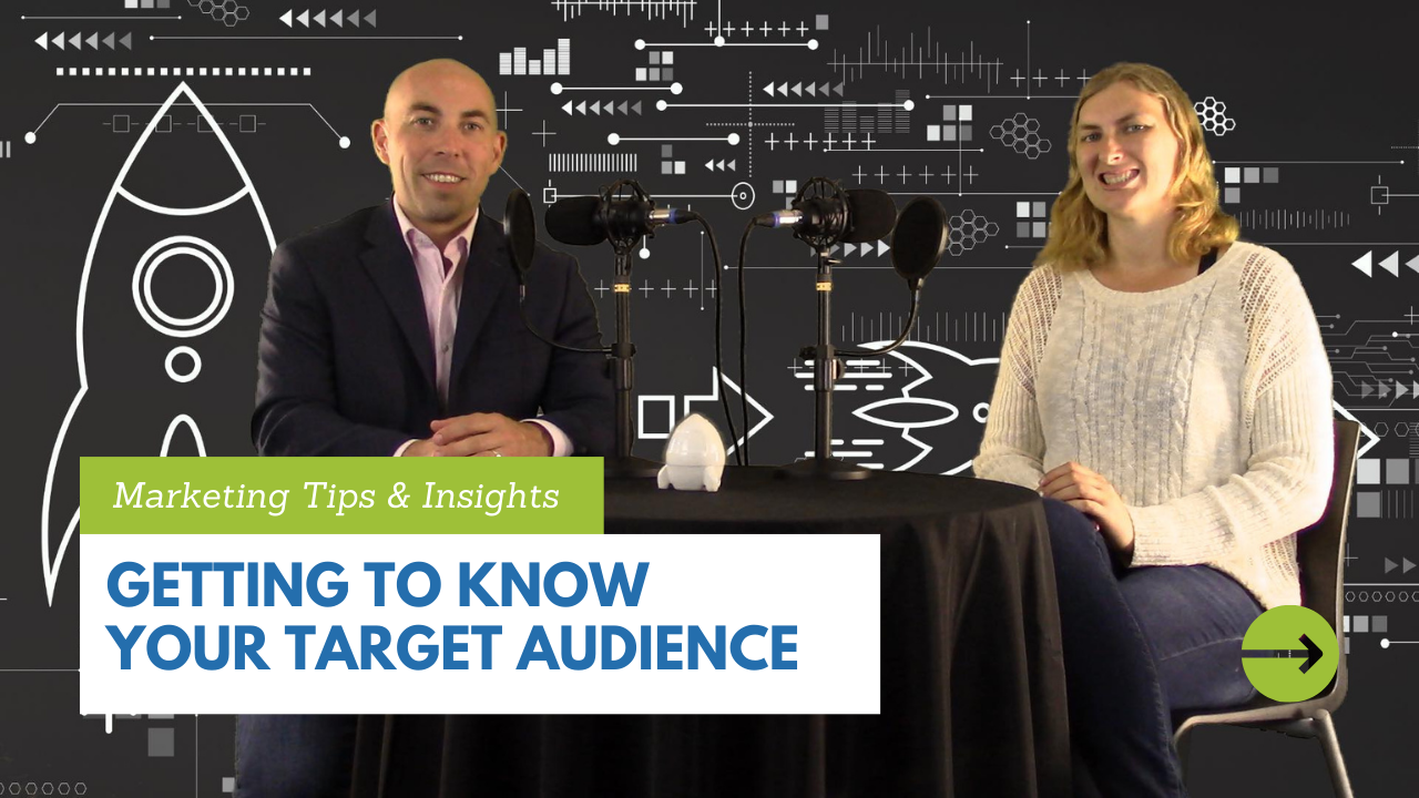 getting to know your target audience blog graphic