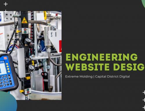 Extreme Molding | Engineering Website Design Albany, NY