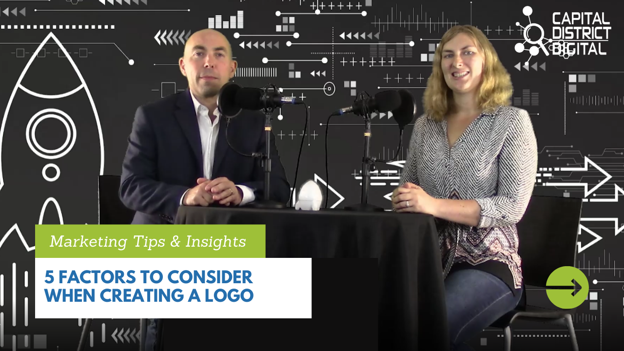 5 Factors to consider when creating a logo blog graphic
