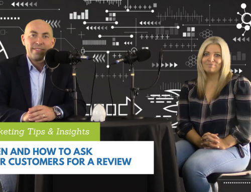 When and How to Ask for a Customer Review